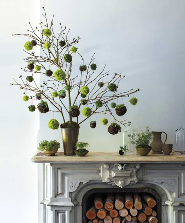 Easter Tree 2.0: Cool, Green And Stylish