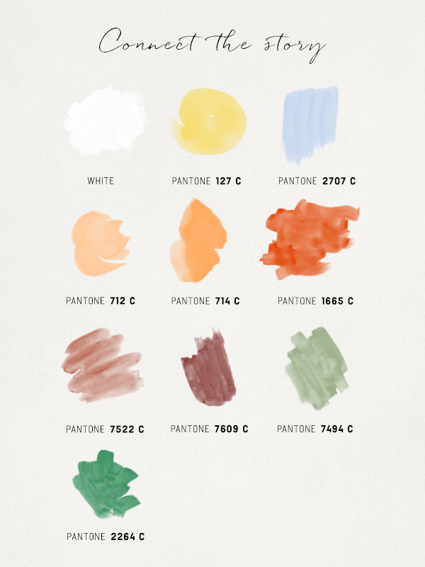 Pantone Reference Colour Chart  Thejoyofplants.co.uk